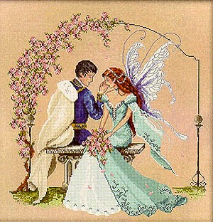 Once upon a dream Passione Ricamo cross-stitching вышивка