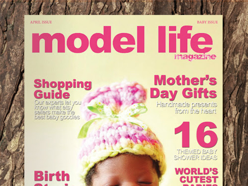 Featured: Model Life Magazine