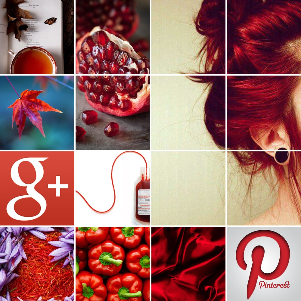 50 shades of... RED