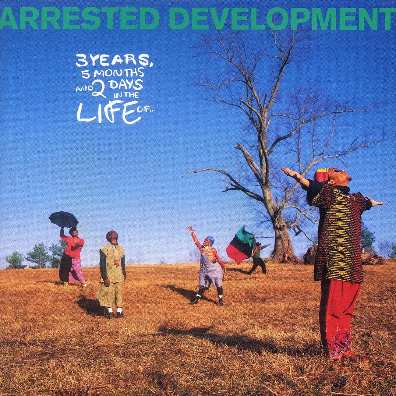 Arrested Development - 3 Years, 5 Months & 2 Days in the Life of... (1992)