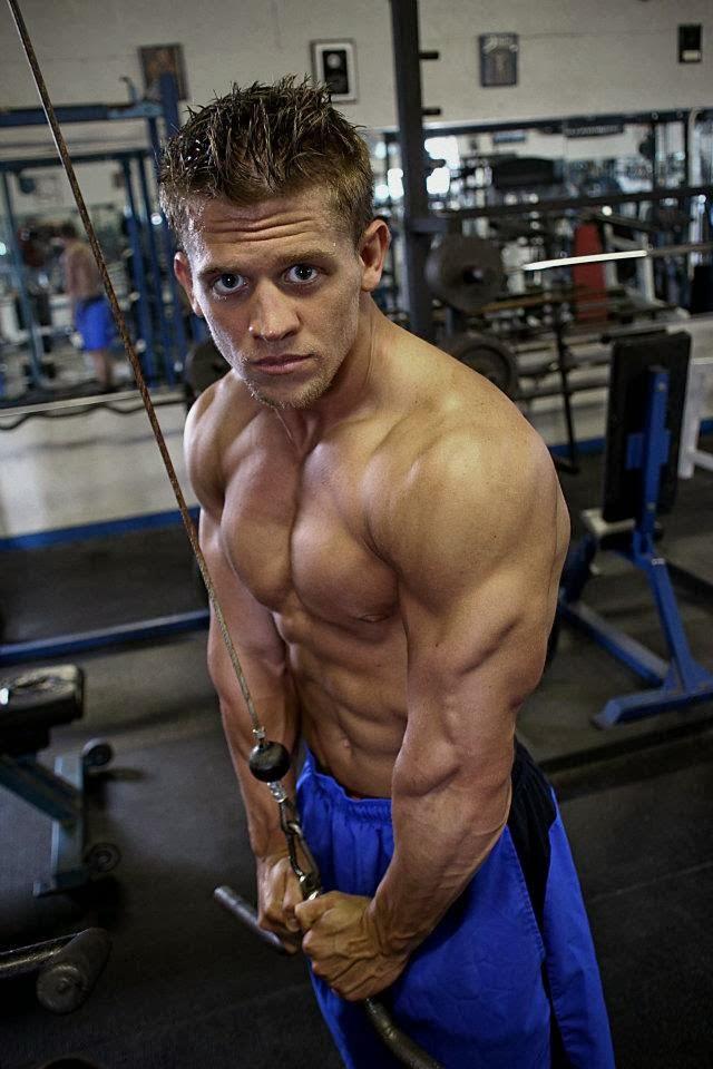 Daily Bodybuilding Motivation: Tyler Stines - Pro Physique ...