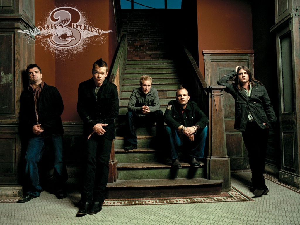 Complete your 3 doors down collection