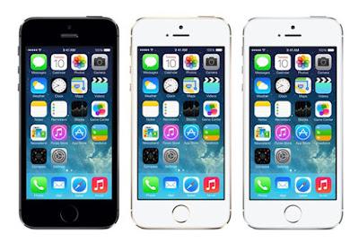 Spesifikasi dan Harga iPhone 5S