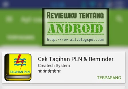 Ikon aplikasi CEK TAGIHAN PLN - cek tagihan listrik bulanan dengan mudah dan cepat di android (rev-all.blogspot.com)