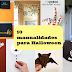 Enredándome XII: 10 Manualidades de Halloween