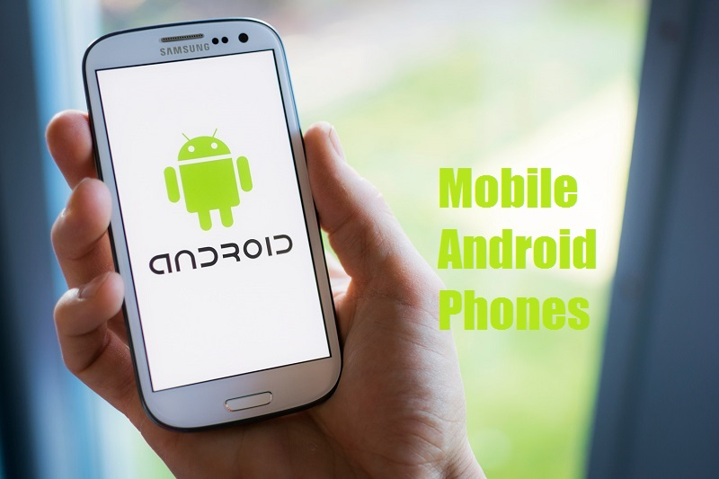 Mobile Android Phone