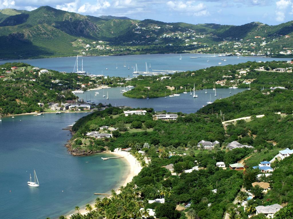 la antigua barbuda: