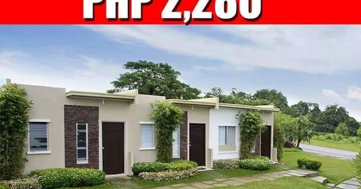 Rent To Own Houses Batangas House In Lipa Lumina Homes Airene Model P2280 Monthly