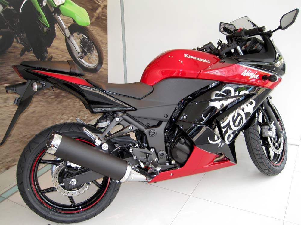 Picture of Gambar Motor Ninja 250