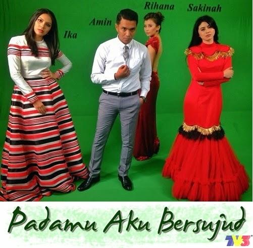 Senarai pelakon utama Padamu Aku Bersujud drama TV3, pelakon tambahan, pelakon pembantu, gambar drama Padamu Aku Bersujud TV3