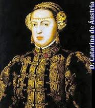 D,Catarina da Áustria