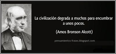 frases de Amos Bronson Alcott