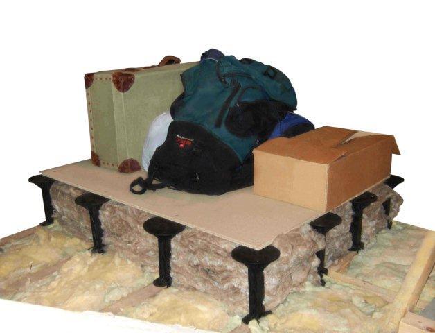 eco home centre blog loft stilts can help increase levels. Black Bedroom Furniture Sets. Home Design Ideas