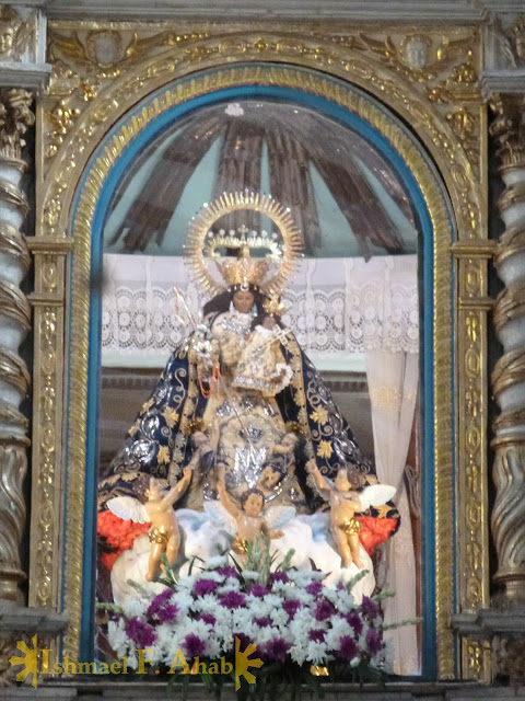 Our Lady of the Abandoned in Santa Ana Church, Manila