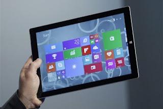 Microsoft Jual 6 Juta Tablet Surface di 2015