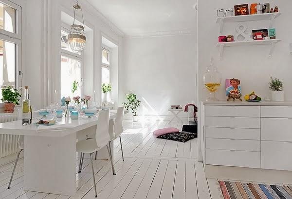 Moje domowe o wietlenie m j dom stylowe czarno bia e - Pintar suelo terrazo ...