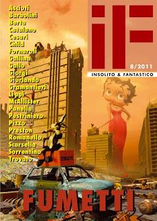 Fumetti. IF – Insolito e Fantastico #8, 2011, copertina