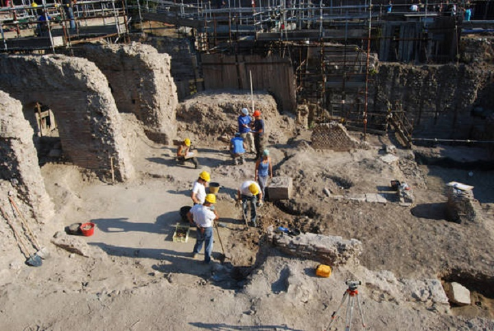 Ancient cult sanctuary unearthed in Rome