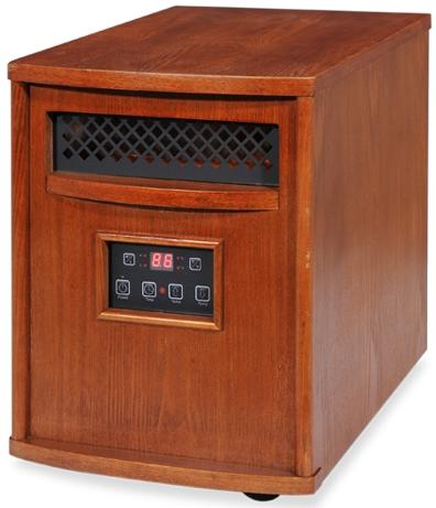 Infrared Space Heater Reviews: LIFESMART Power Plus 1500-6 Infrared