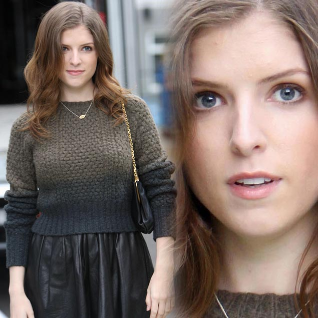 Anna Kendrick hollywood beauty pics