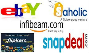 Top 20 eCommerce Sites in India