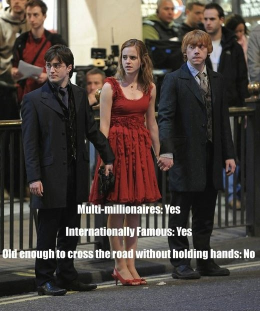 harry potter funny pic