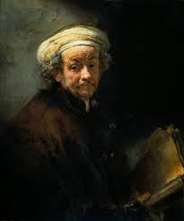 rembrandt, oil painting, old masters, portrait