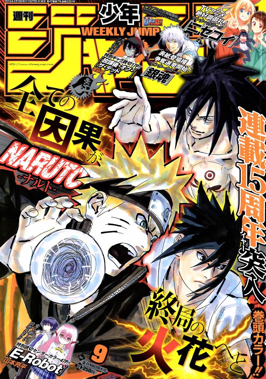 Naruto chap 662 Trang 1 - Mangak.info