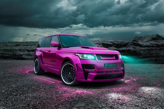New Range Rover Mk4 Mystere Hamann - newsautomagz.blogspot.com