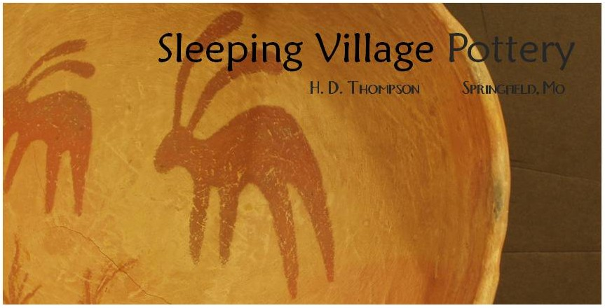 Sleeping Village Pottery