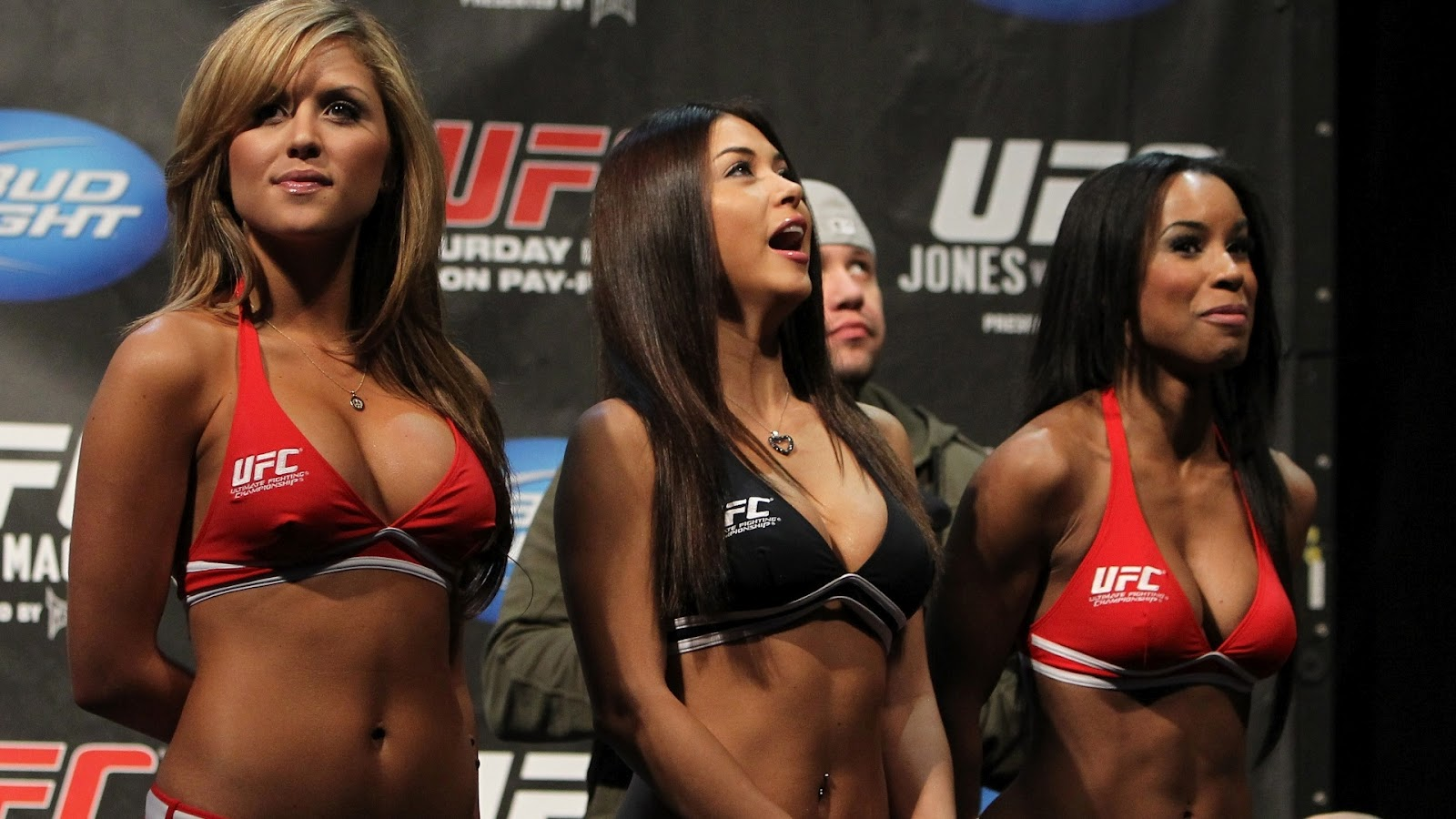 Free Wallpaper Stock  Wallpaper Ufc Girls