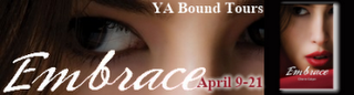 Blog Tour: Embrace by Cherie Colyer!