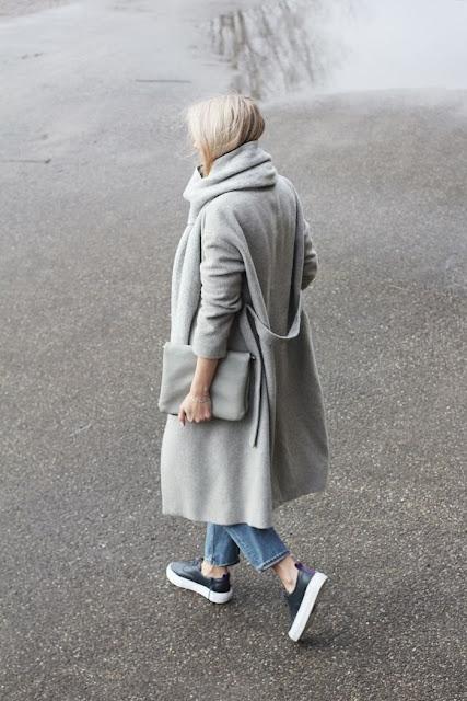 grey coat tumblr