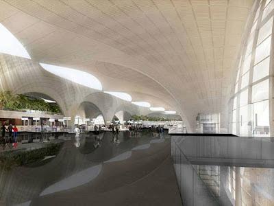 Kuwait New International Airport Images 1