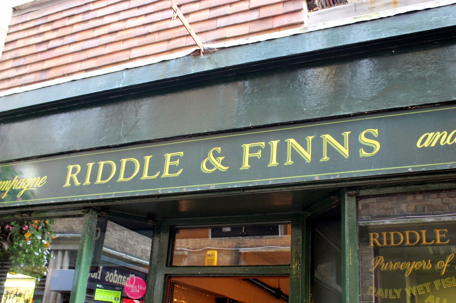 Riddle and Finns Brighton