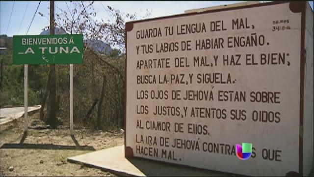 Comunidad de El Chapo se queda sin pobladores, huyen ante arrestos