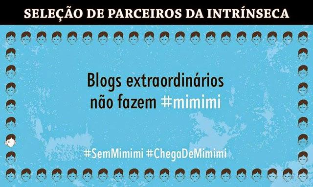 Editora Intrínseca - Resultado: Seleção de Blogs Parceiros de 2014