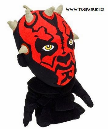 Peluche Darth Maul 9,99€
