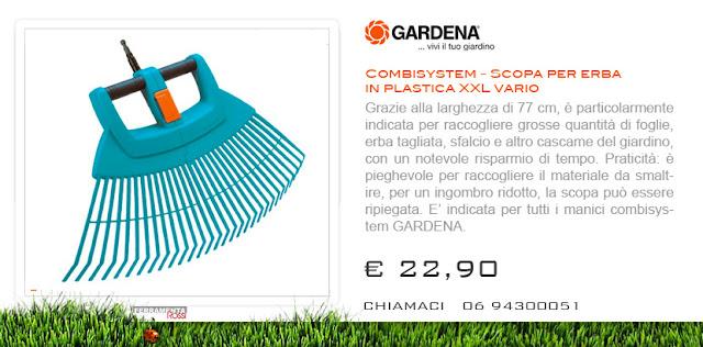 Ferramenta Rossi - Online Catalogue - Atrezzi Giardino - Gardena