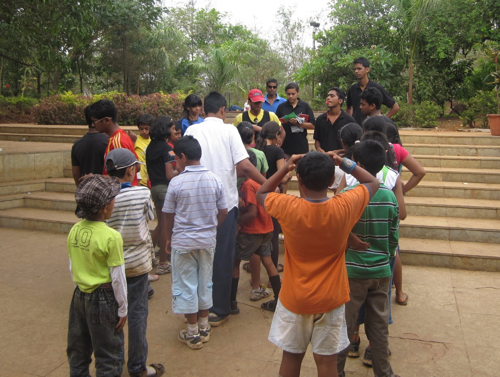 Welcome To Madurai Bombay YMCA Camp Lakeside