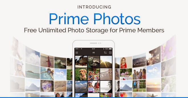 Amazon Prime Members gets unlimited cloud photo storage