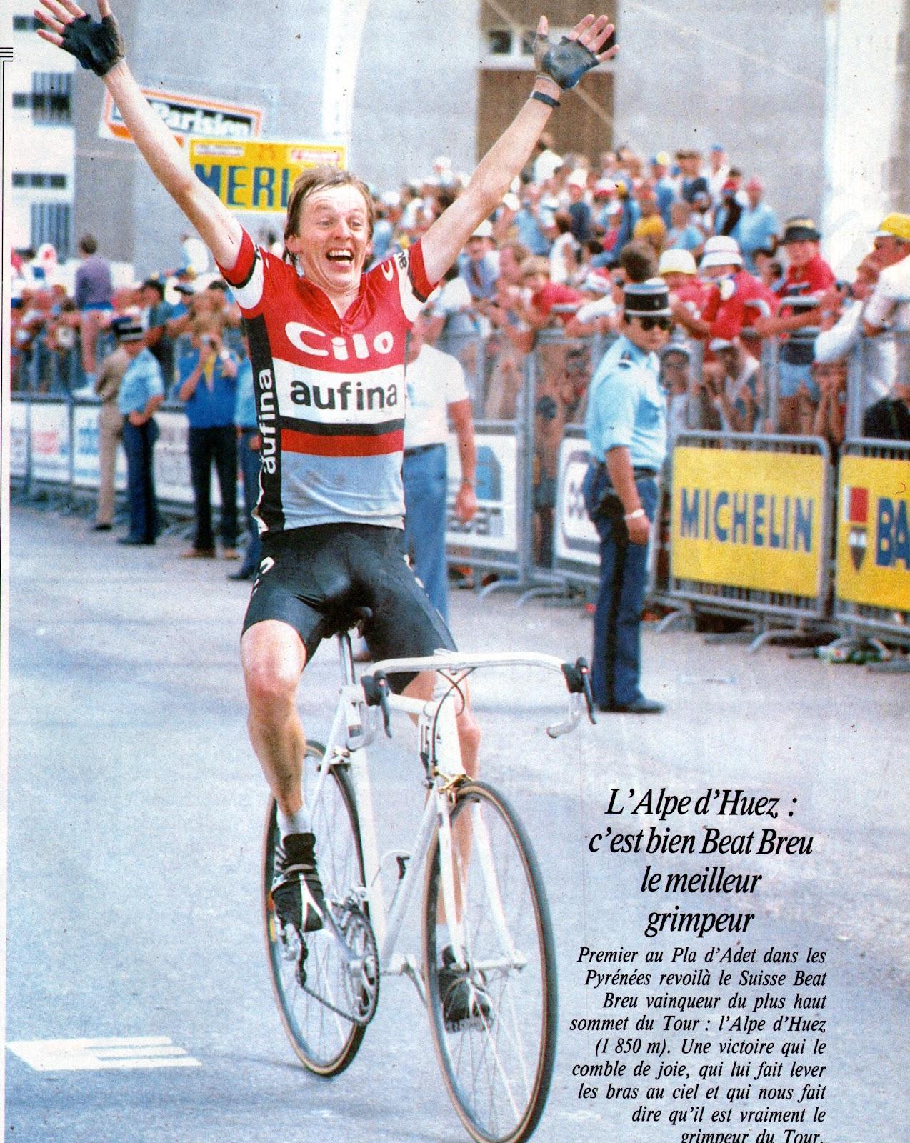 Mon tour de france 1959 la suite l 39 alpe d 39 huez 21 for Le miroir du cyclisme