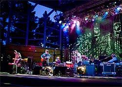 concierto de Wilco en Bilbao