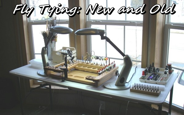 Flytying: New and Old