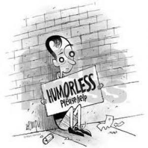 Humorless