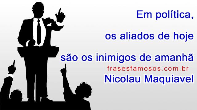 Frases De Nicolau Maquiavel Frases E Mensagens