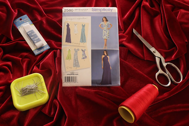 DIY, What To Wear On Valentine's Day, Simplicity 2580