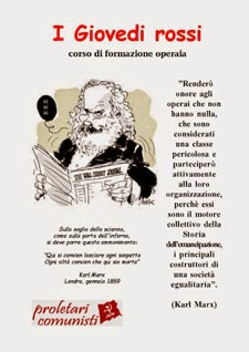 Corso di formazione marxista operaia