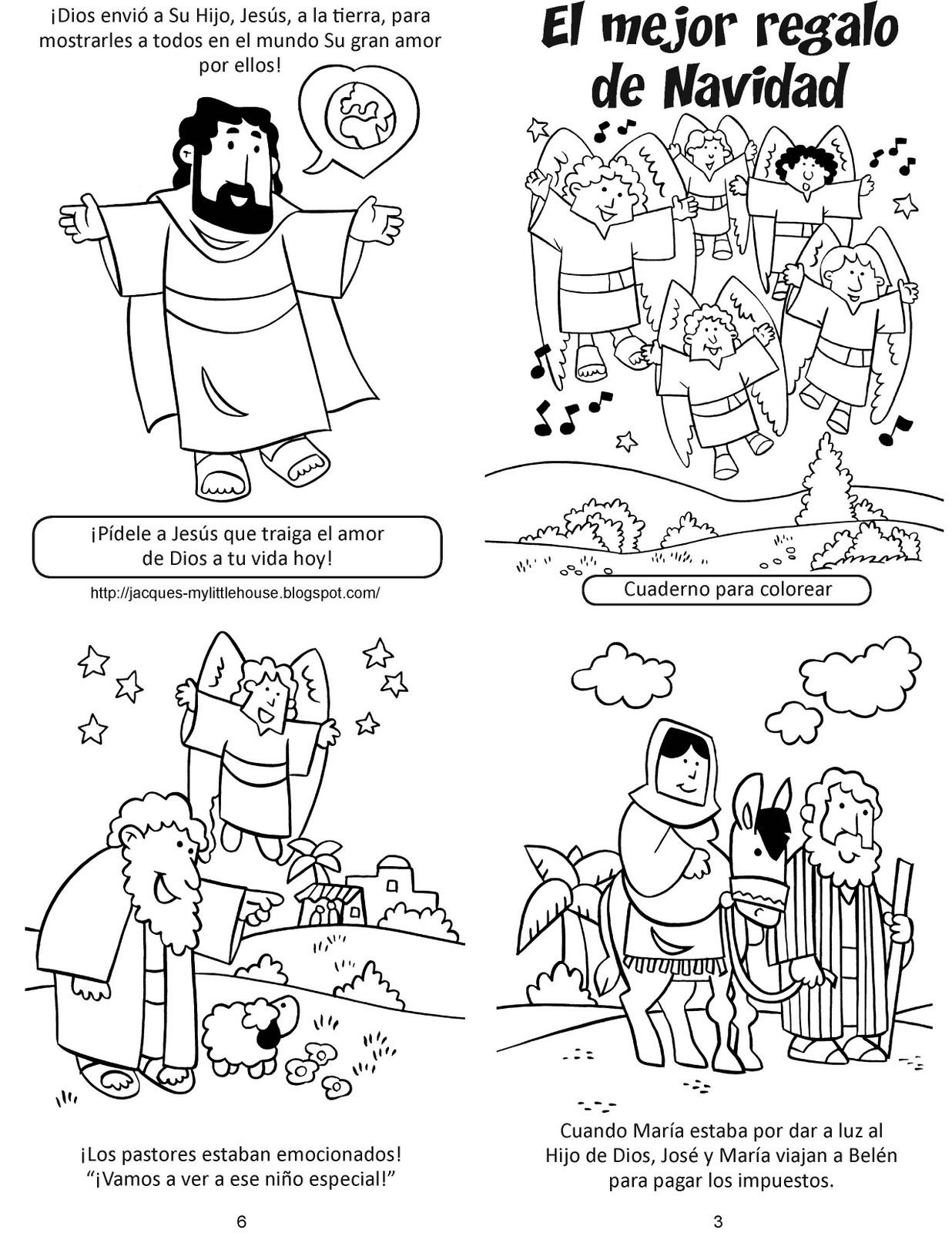 Tallita y las clases de religión: Libro para colorear: El mejor ...