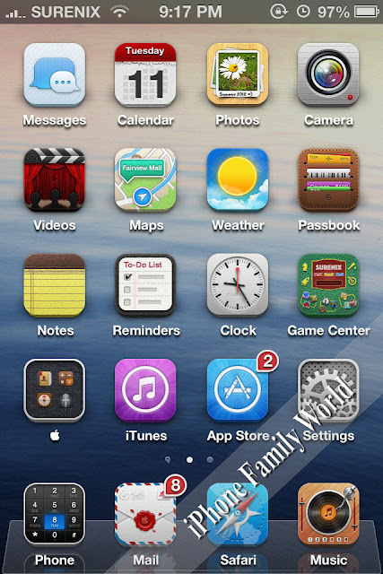 ayecon v1.3.3 - iPhone Family World